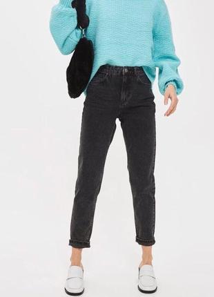 Новые джинсы mom от topshop moto