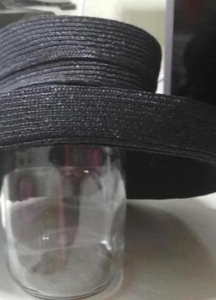 Шикарная шляпа из натуральной соломки