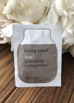 Крем-стайлинг для разглаживания волос living proof nourishing cream