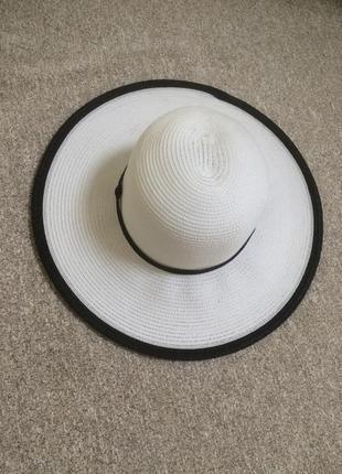 Шикарная летняя шляпа