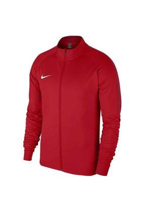 Куртка/кофта nike dry training knit academy 18 sr