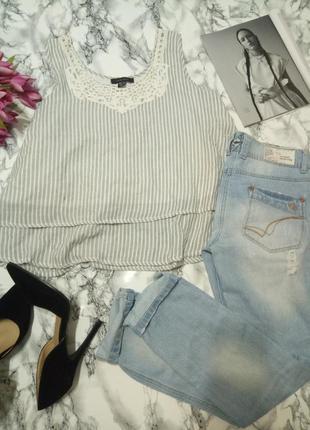 Котоновая блуза