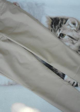 Новые летние брючки  40-42 р. удобные как джеги под любую футболочку