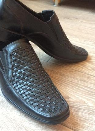 Мужские туфли! новые!!!