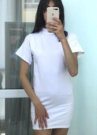 Новое платье футболка