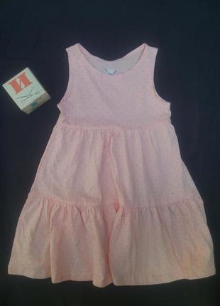Платье на девочку h&m