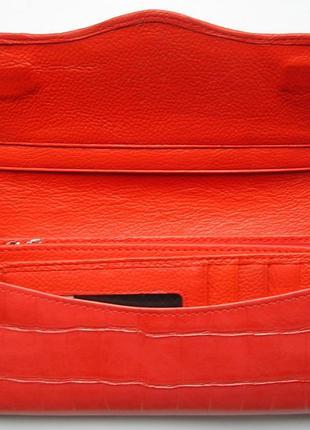 Кожаный кошелек крокодил + картхолдер , 100% натуральная кожа, есть доставка бесплатно5 фото