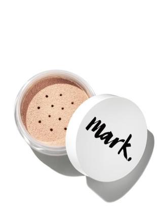 Пудра avon mark mineral powder spf 15