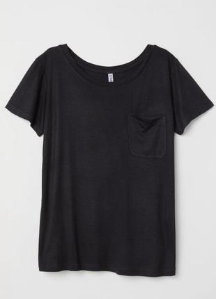 🖤базовая футболка h&m