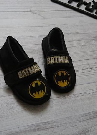 Тапочки 6р batman