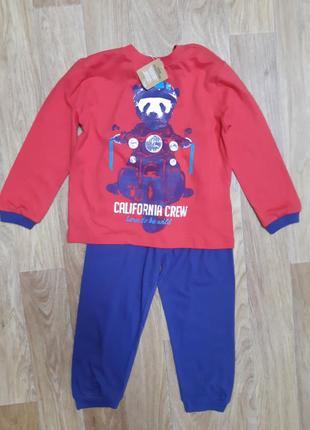 Пижама детская 3-4г. ovs kids fagottino