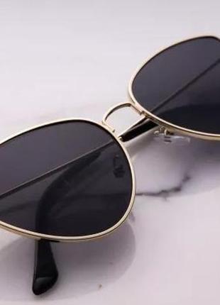 Очки. очки лисички. 9021. солнцезащитные очки. ретро очки. винтажные очки