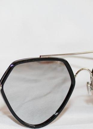 Очки. очки геометрической формы. капли. солнцезащитные очки. s1951. зеркальные очки