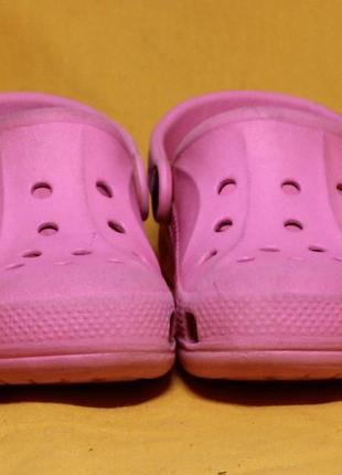 Кроксы crocs размер 27-28