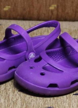 Кроксы crocs размер 26
