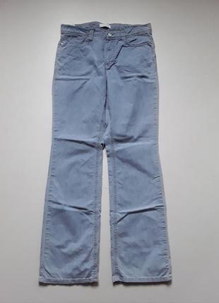 Летние джинсы ровные mac