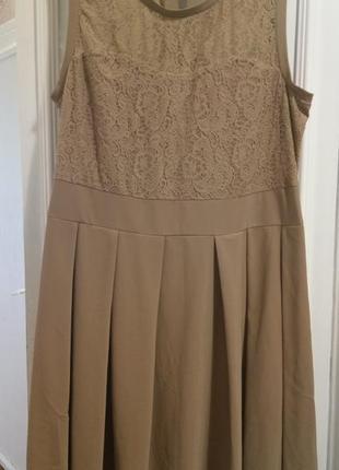 Нарядное платье, р.22, sienna couture
