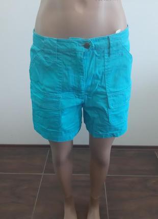 Новые коттоновые шорты vero moda