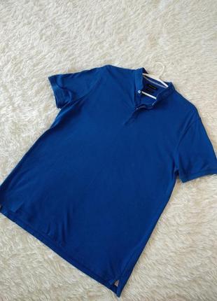 Брендовая мужская футболка поло от massimo dutti xl