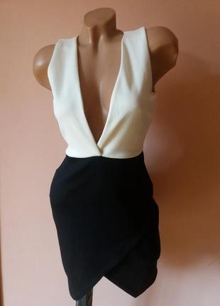 Платье неопрен s-m
