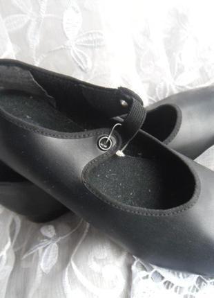 Туфли для степа/стелька 21 см/capezio