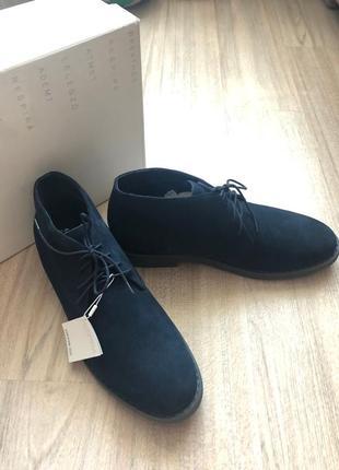 Стильные демисезонные ботинки geox 44 размер2 фото