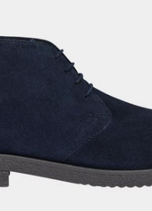Стильные демисезонные ботинки geox 44 размер4 фото