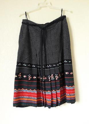 Винтажная юбка  jorg  falk