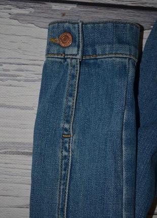 8/36/s обалденный фирменный джинсовый пиджак курточка topshop топшоп5 фото