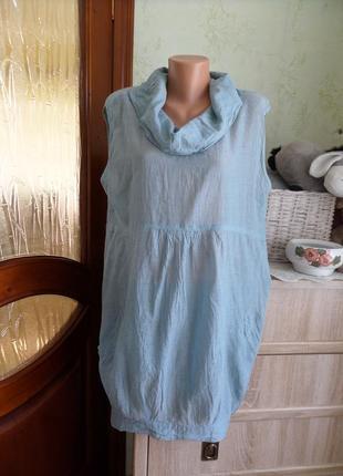 Тонесеньке легеньке натуральне плаття