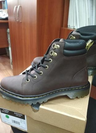 Ботинки унисекс dr. martens faora
