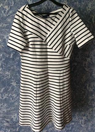 Платье в полоску tommy hilfiger