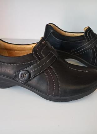 Туфли clarks structured 5d