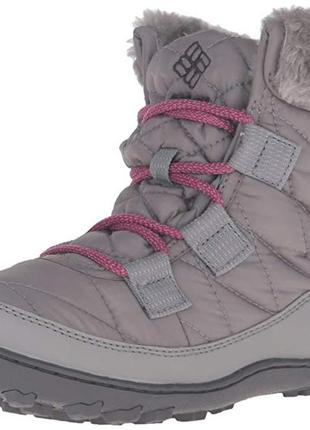 6bce07cd9ab6bf Сапоги columbia youth minx shorty omni-heat waterproof-k snowbootр. 37