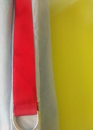 Рубашка с яркими лентами лампасами zara9 фото