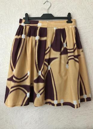 Shesan-легчайшая, батистовая юбка на батистовой подкладке -сост.новой
