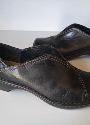 Туфли clarks  6р. 25 см