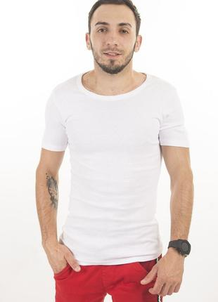 Sale белая футболка livergy