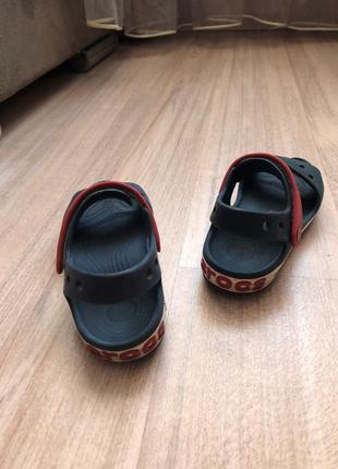Сандали crocs, размер j1