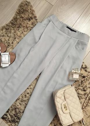 Стильные легкие брюки на лето zara2 фото