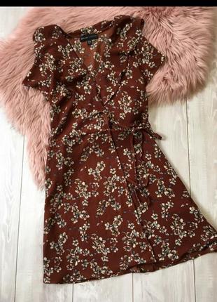 Шоколадное платье ❤️🍫