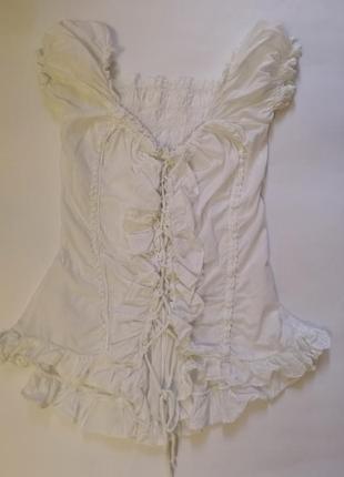 Летняя блуза, размер м- л