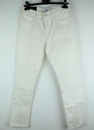 Шикарные оригинальные джинсы aprill77 filmore natural ecru