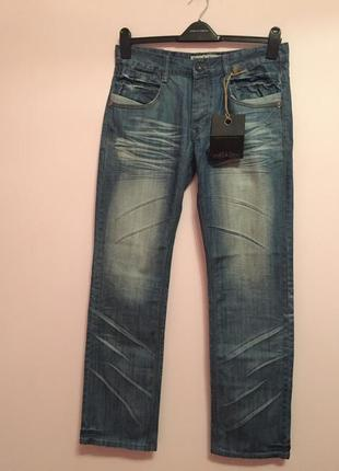 Мужские джинсовые штаны
