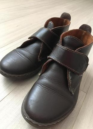 Кожаные туфли, полуботинки 30 р. conguitos испания