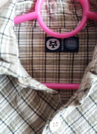 Рубашка--с-м c&a2 фото