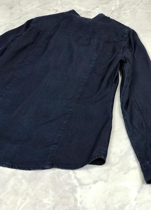 Лаконичная рубашка с оригинальной горловиной  bl1923021 vero moda2 фото