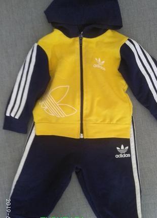 8edc729d Костюмы адидас (Adidas) для малышей, спортивные 2019 - купить ...