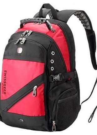 Фирменный швейцарский рюкзак wenger swissgear с дождевиком уценка!