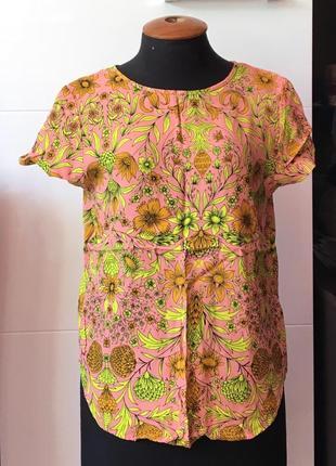 Супер легкая блуза -футболка